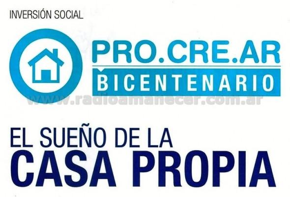Procrear casa propia 3061 familias santafesinas pueden for Procrear sorteo 2016