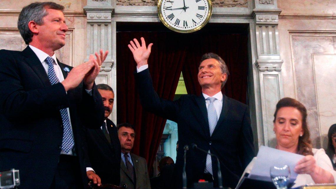 Macri, tres años de gobierno y nada bueno para contar