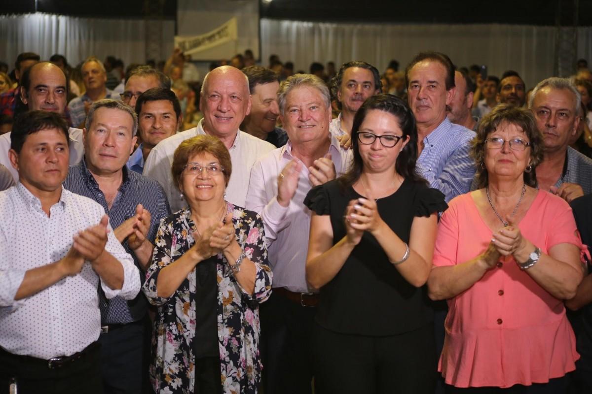 FASCENDINI ESTUVO EN AVELLANEDA Y LAS GARZAS