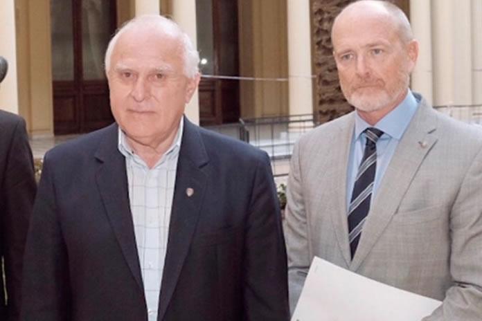 """Deuda de Nación con Santa Fe: Pablo Saccone, """"espero una resolución igual que la de San Luis para la provincia"""""""