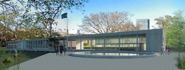 UNL construirá un nuevo edificio para actividades académicas múltiples