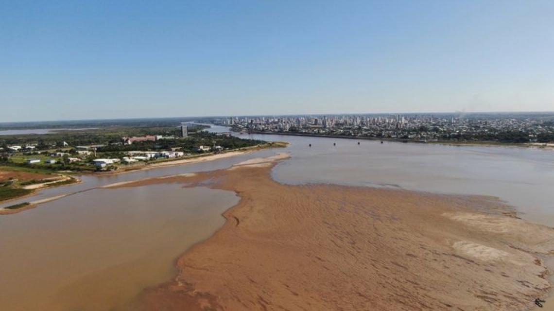De que se trata la «Emergencia Hídrica» dispuesta por Nación, ante la histórica bajante del Río Paraná?